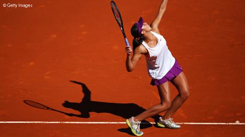 Serena dẫn đầu top 10 tay vợt nữ giành ace 2014 - 4