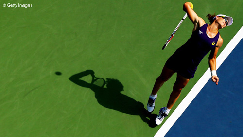 Serena dẫn đầu top 10 tay vợt nữ giành ace 2014 - 3