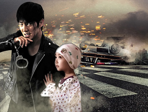 """Lee Jun Ki """"lột xác"""" mạnh mẽ trong phim hành động - 1"""