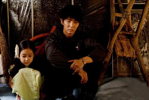 """Lee Jun Ki """"lột xác"""" mạnh mẽ trong phim hành động - 2"""