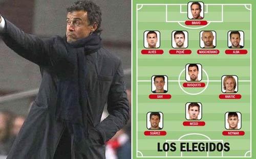 Quyết thắng derby, Enrique chưa nghĩ tới PSG - 1