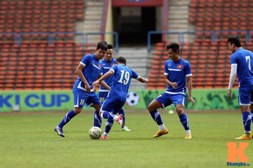 Tập kín ở sân Shah Alam, ĐTVN muốn lọt vào chung kết - 6