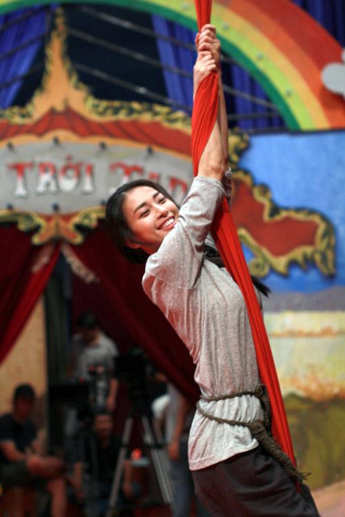 Ngô Thanh Vân chi tiền tỷ xây rạp xiếc làm phim - 2