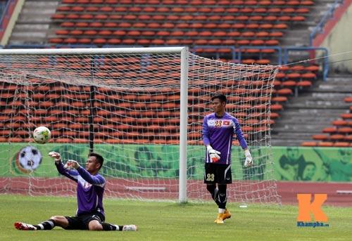 Tập kín ở sân Shah Alam, ĐTVN muốn lọt vào chung kết - 9