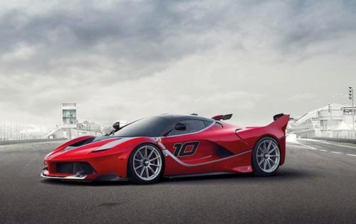 Siêu xe Ferrari FXX K chính thức trình làng - 2