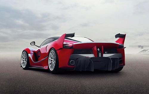 Siêu xe Ferrari FXX K chính thức trình làng - 3