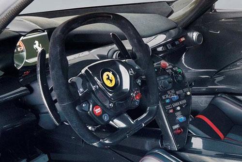 Siêu xe Ferrari FXX K chính thức trình làng - 4