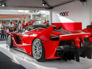 Thêm ảnh siêu xe Ferrari FXX K mới ra mắt