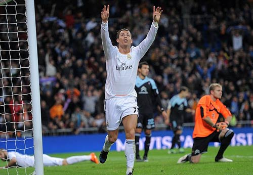 """CR7 gặp đối thủ ưa thích, Ramos tái ngộ """"hung thần"""" - 1"""