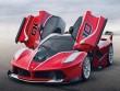 Siêu xe Ferrari FXX K chính thức trình làng