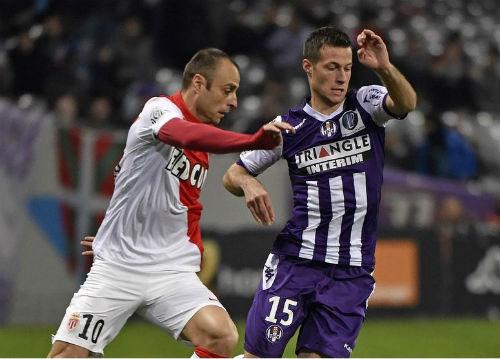 Toulouse - Monaco: Người hùng Berbatov - 1