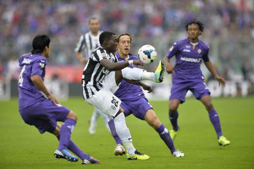 Fiorentina - Juventus: Một chín một mười - 1