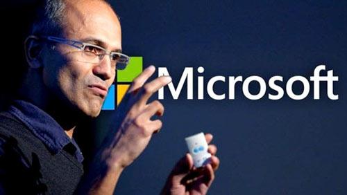 CEO Microsoft nhận mức thưởng 84 triệu USD - 1