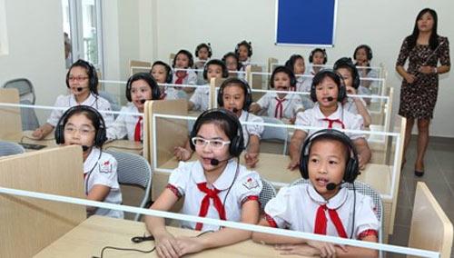 Tiếng Anh tiểu học: Liên kết hay chiêu thu tiền? - 1