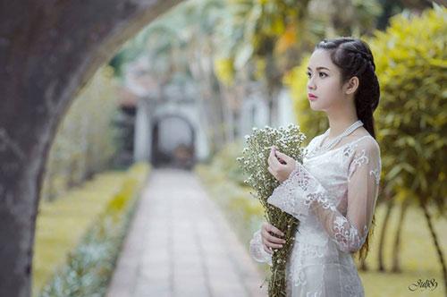 Thiếu nữ xứ Tuyên có gương mặt giống BTV Hoài Anh - 6