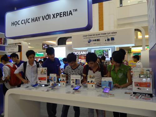 Học tập, giải trí cực đỉnh cùng cặp đôi smartphone XPERIA của Sony - 2