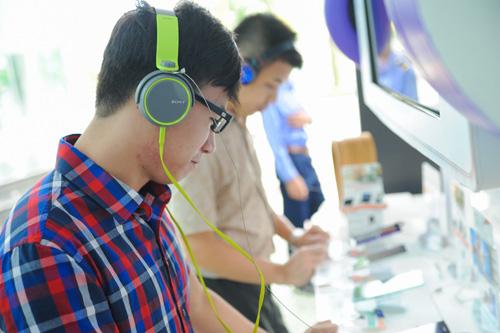Học tập, giải trí cực đỉnh cùng cặp đôi smartphone XPERIA của Sony - 5
