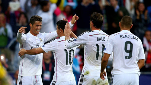 """Real - Celta Vigo: """"Cơn ác mộng"""" mang tên Ronaldo - 2"""