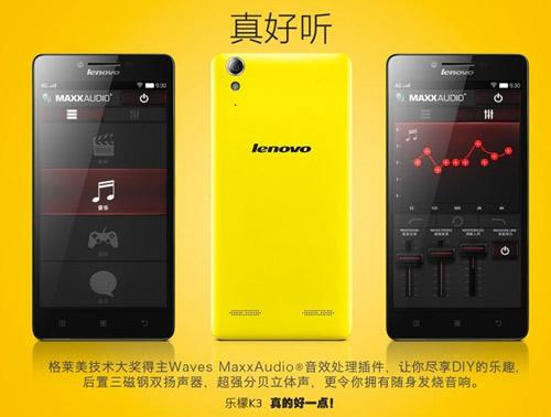 Lenovo K3: Smartphone giá rẻ, cấu hình tốt - 6