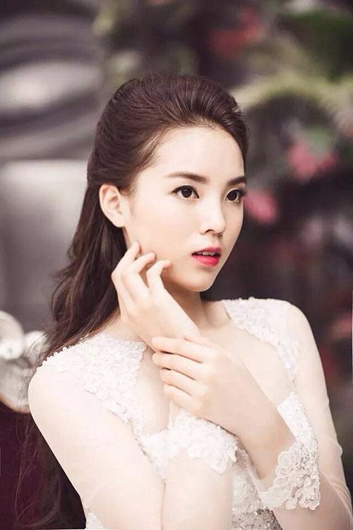 Hot girl giảm 15kg giành vương miện Hoa hậu Việt Nam - 3