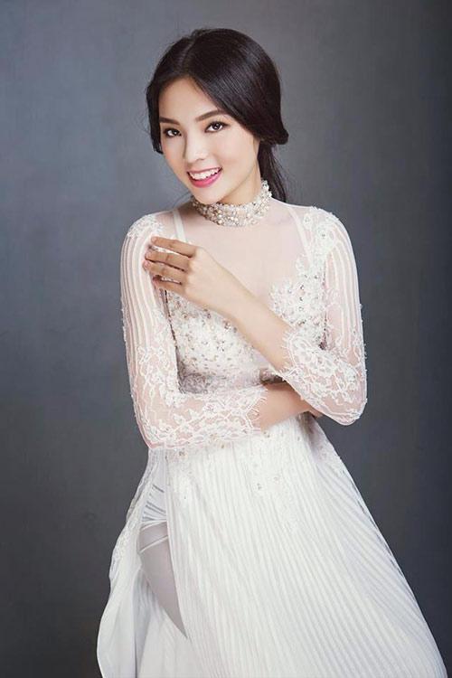 Hot girl giảm 15kg giành vương miện Hoa hậu Việt Nam - 9