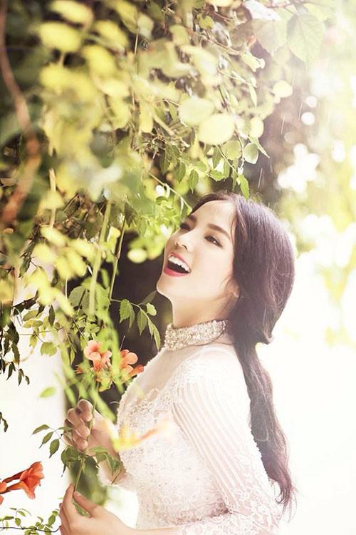 Hot girl giảm 15kg giành vương miện Hoa hậu Việt Nam - 4