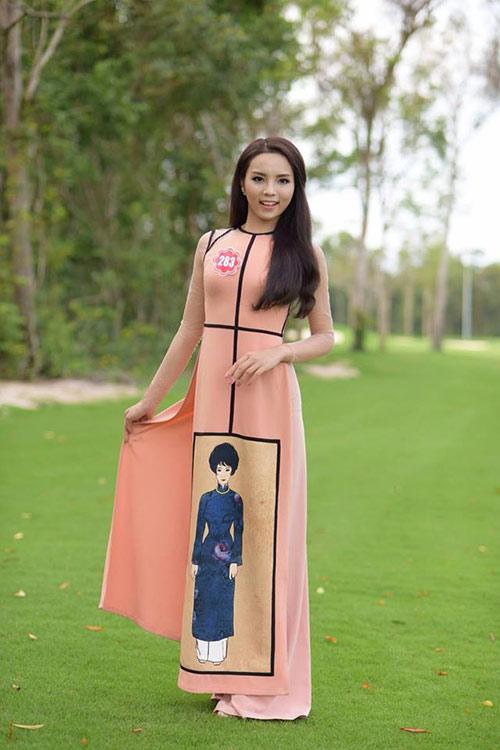 Hot girl giảm 15kg giành vương miện Hoa hậu Việt Nam - 11