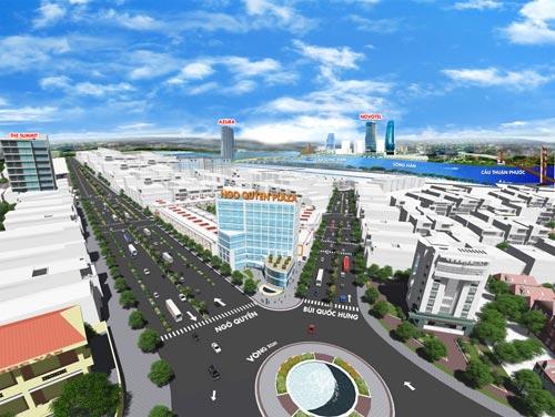 Dự án đường Ngô Quyền ven biển Đà Nẵng chính thức mở bán - 1