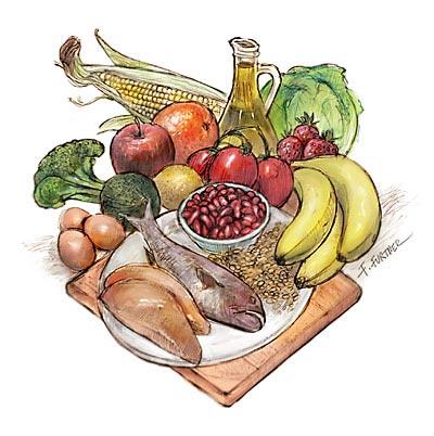 Chế độ ăn cho người gầy tăng cân - 1