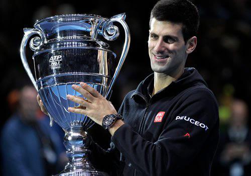 Djokovic đang ở trên các đối thủ một bậc - 1