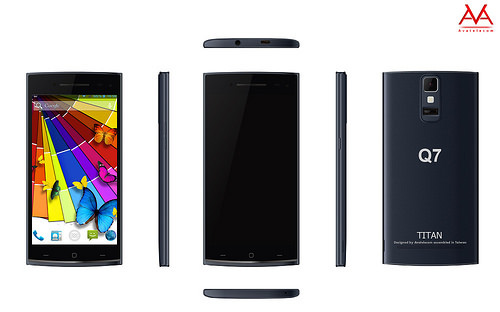 Avatelecom ra mắt siêu phẩm mới – Titan Q7 mạng 4G - 2