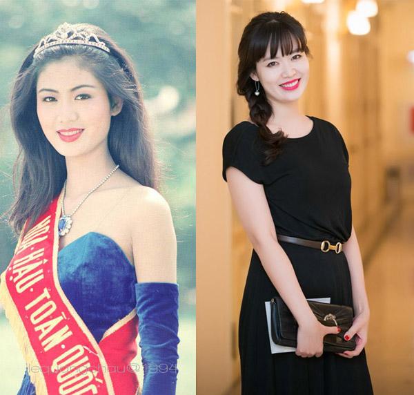 """Nhan sắc rực rỡ của 10 """"bông hoa"""" đẹp nhất Việt Nam - 10"""