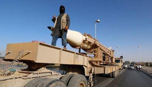 IS khoe bom bẩn hạt nhân, dọa tấn công London - 1