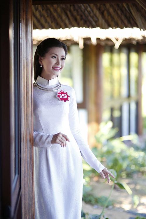Miss teen, Á khôi sinh viên mơ làm người đẹp nhất VN - 3