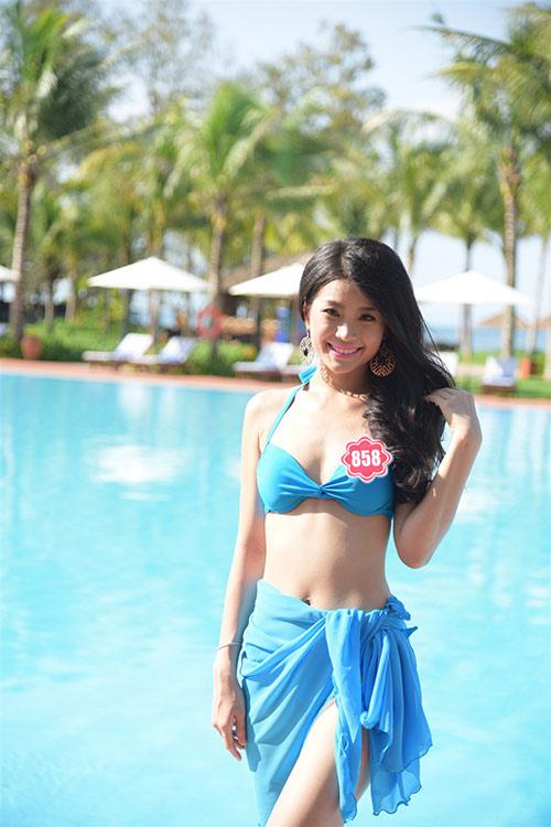 Miss teen, Á khôi sinh viên mơ làm người đẹp nhất VN - 5