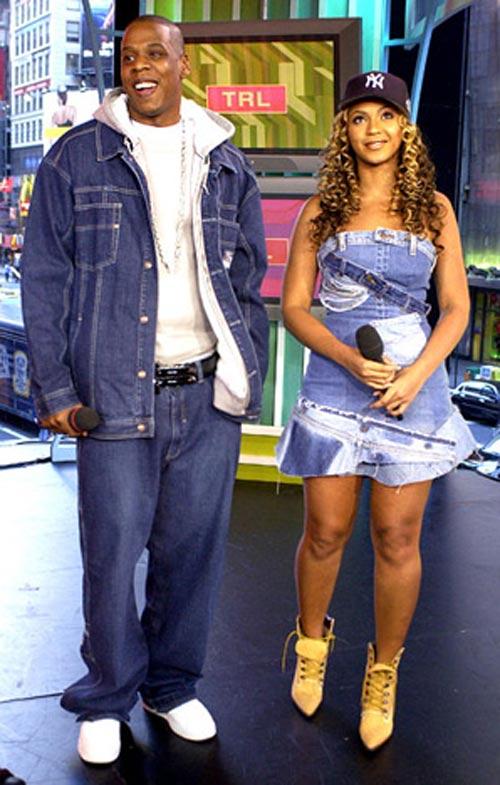Những khoảnh khắc ngọt ngào của Beyonce và Jay Z - 1