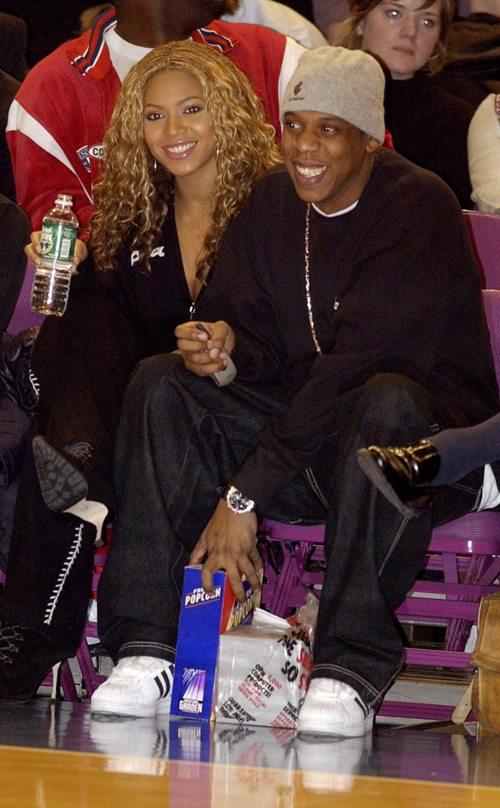 Những khoảnh khắc ngọt ngào của Beyonce và Jay Z - 2