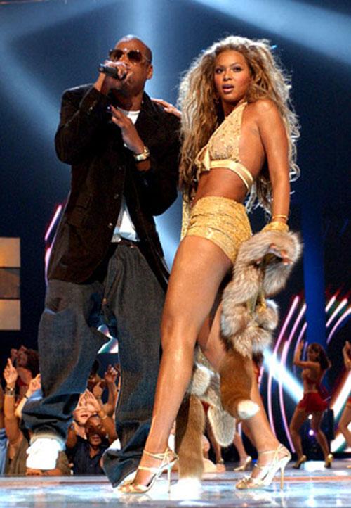 Những khoảnh khắc ngọt ngào của Beyonce và Jay Z - 3