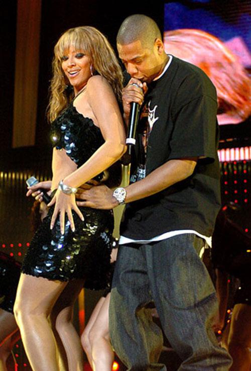 Những khoảnh khắc ngọt ngào của Beyonce và Jay Z - 4