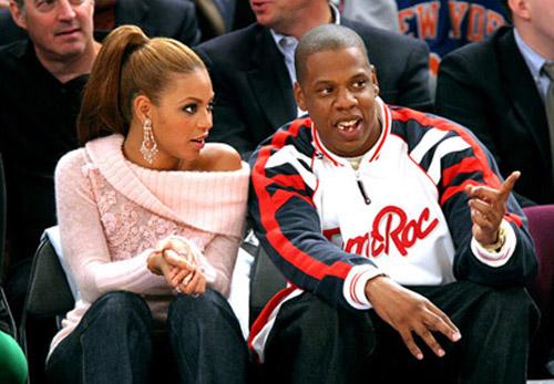 Những khoảnh khắc ngọt ngào của Beyonce và Jay Z - 5