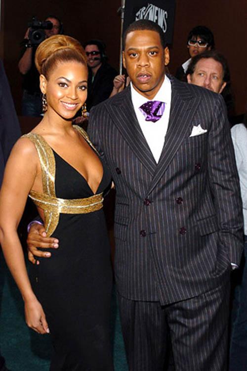Những khoảnh khắc ngọt ngào của Beyonce và Jay Z - 8