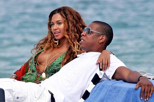 Những khoảnh khắc ngọt ngào của Beyonce và Jay Z - 15