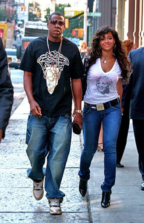 Những khoảnh khắc ngọt ngào của Beyonce và Jay Z - 16