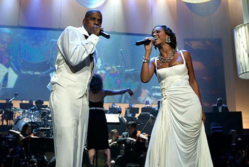 Những khoảnh khắc ngọt ngào của Beyonce và Jay Z - 18