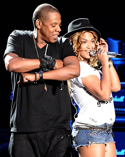 Những khoảnh khắc ngọt ngào của Beyonce và Jay Z - 20