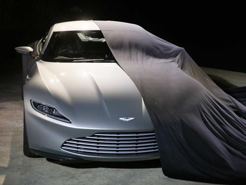 10 mẫu xe hơi sành điệu nhất của James Bond - 2