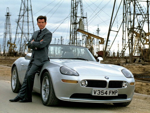 10 mẫu xe hơi sành điệu nhất của James Bond - 14
