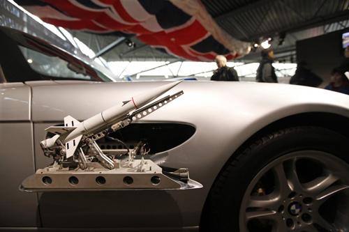 10 mẫu xe hơi sành điệu nhất của James Bond - 15