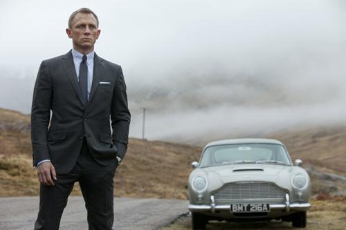 10 mẫu xe hơi sành điệu nhất của James Bond - 4