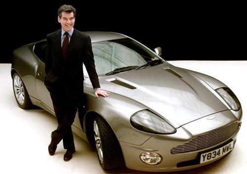 10 mẫu xe hơi sành điệu nhất của James Bond - 5